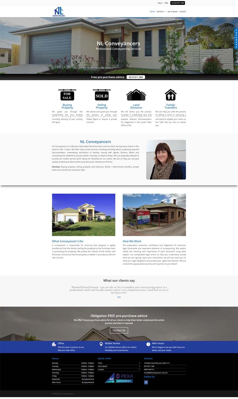 Website Design 01
